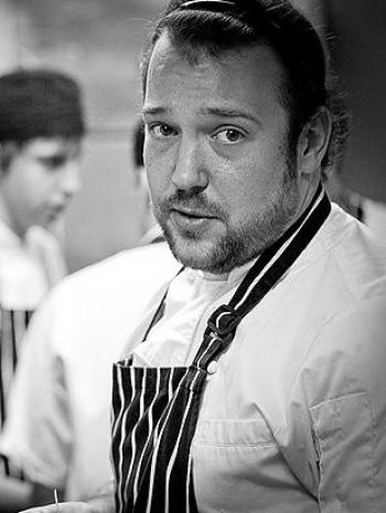"""""""Making A Meal Of It"""" – down to earth Michelin star cookery at Sally Lunns"""