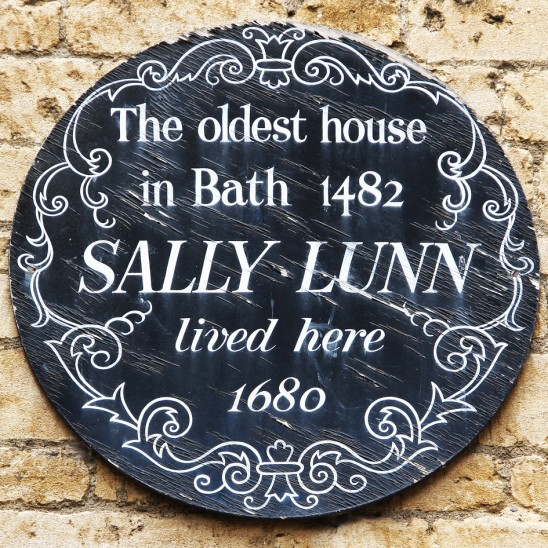 Meet Sally Lunn