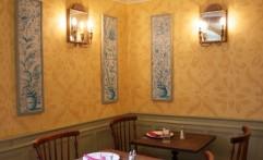 First Floor dining room